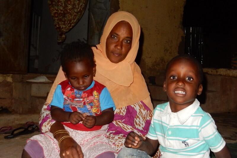Diyenaba, ibrahima et mame diarra